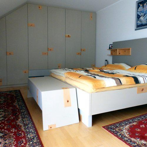 Tischlerei Penz Schlafzimmer