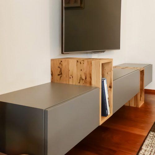 Tischlerei Penz Wohnzimmer